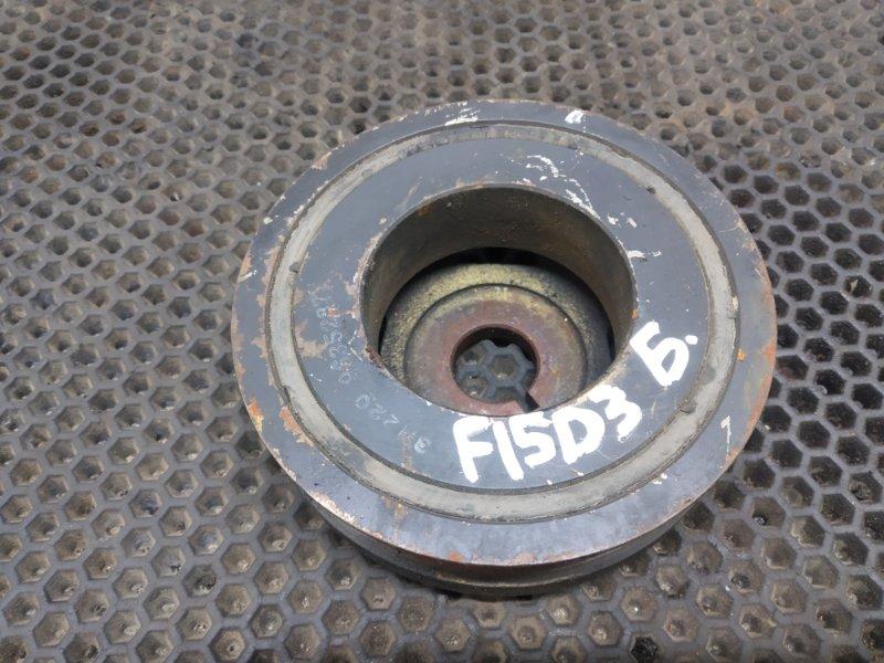 Шкив коленвала Chevrolet Lacetti 1.5 F15D3 (б/у)