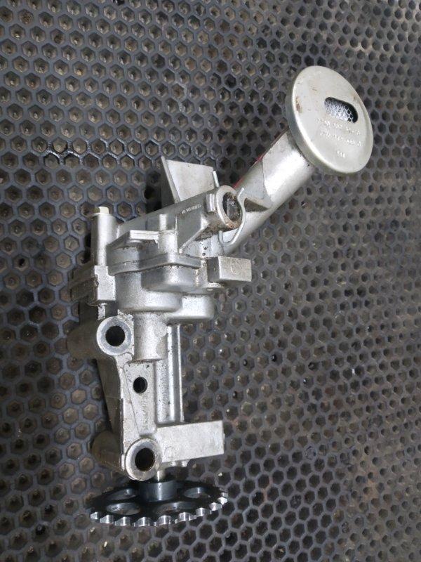 Маслянный насос Renault Duster F4RA400 2012 (б/у)