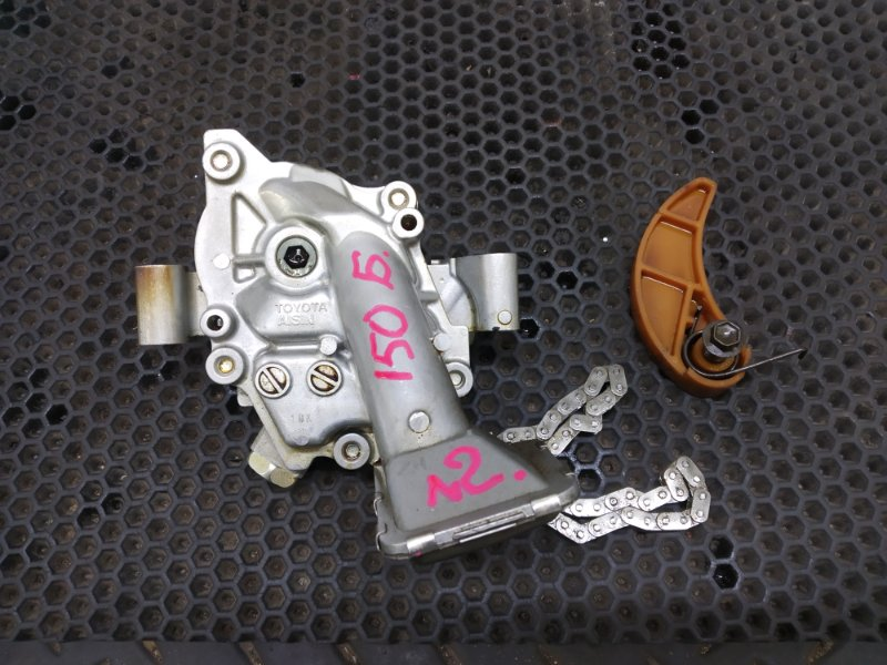 Маслянный насос Toyota Corolla 150 1ZR 2012 (б/у)