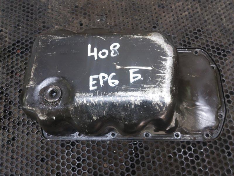 Поддон Peugeot 408 EP6 2012 (б/у)