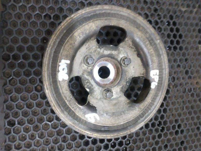 Шкив коленвала Peugeot 408 EP6 2012 (б/у)