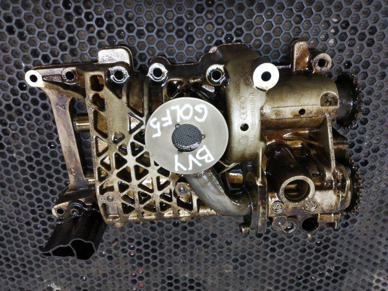Маслянный насос Volkswagen Golf 5 2.0 2007 (б/у)
