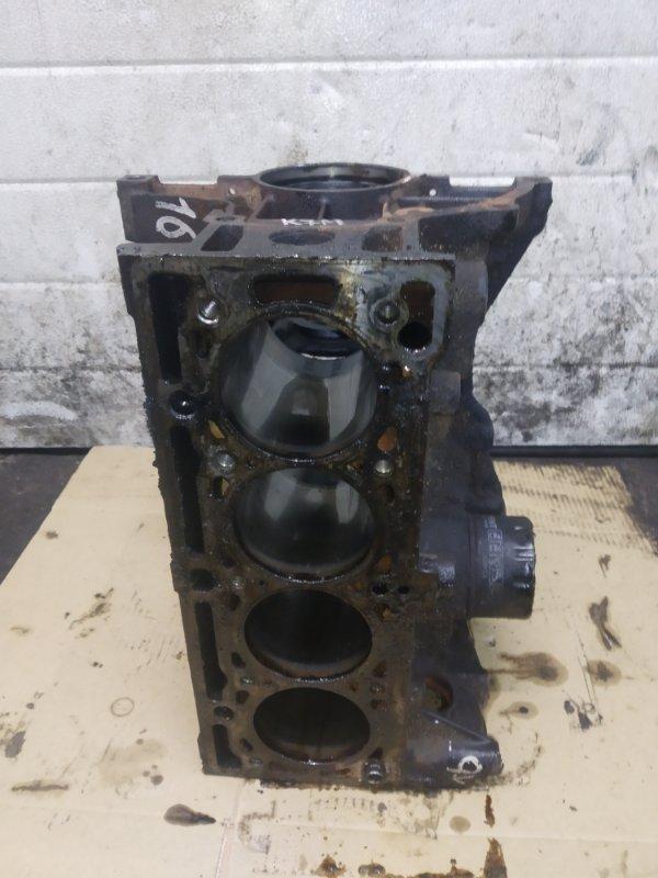 Блок цилиндров Renault Logan 1.6 2009 (б/у)