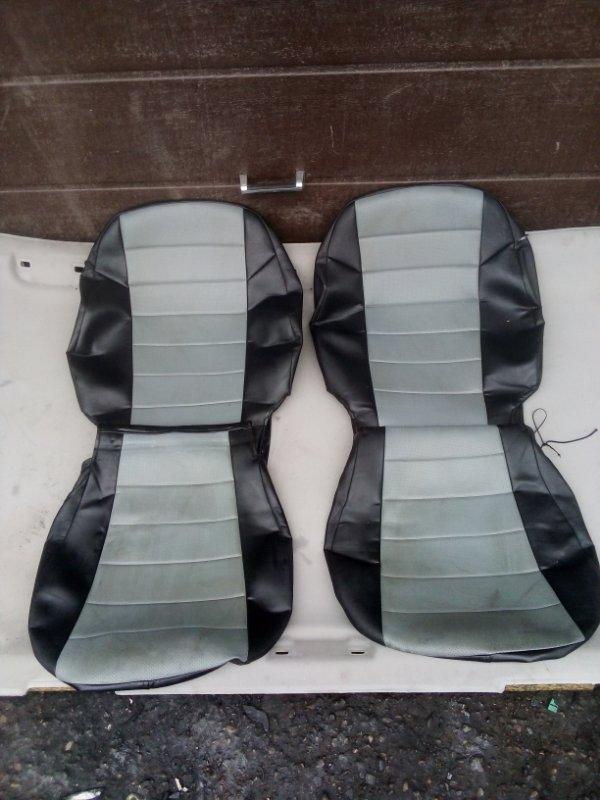 Автомобильные чехлы Hyundai Solaris СЕДАН G4FA 2014 (б/у)