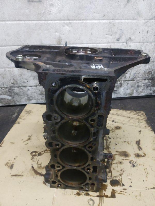 Блок цилиндров Chevrolet Aveo T300 F16D4 2011 (б/у)