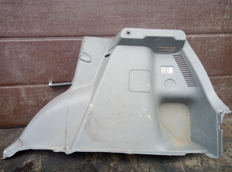 Обшивка багажника Suzuki Sx 4 ХЭТЧБЕК M16A 2011 правая (б/у)