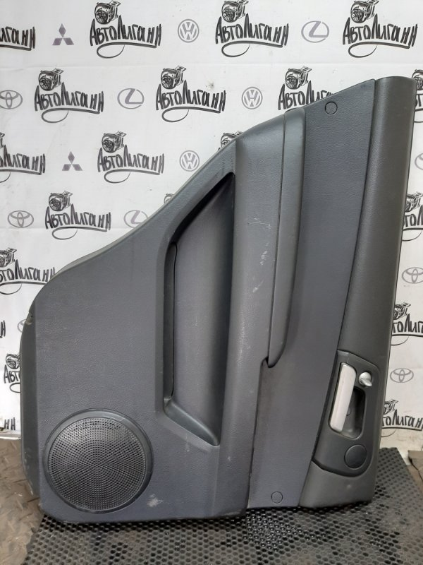 Обшивка двери Ssang Yong Kyron D20DT 2008 задняя левая (б/у)