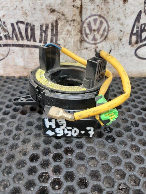 Шлейф подрулевой (улитка) Great Wall Hover H3 4G63 2010 (б/у)