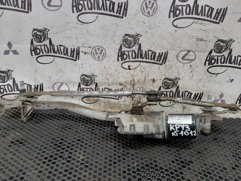 Трапеция дворников Chevrolet Cruze СЕДАН F16D3 2010 (б/у)