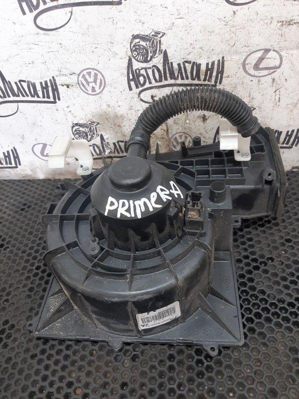 Моторчик печки Nissan Primera (б/у)