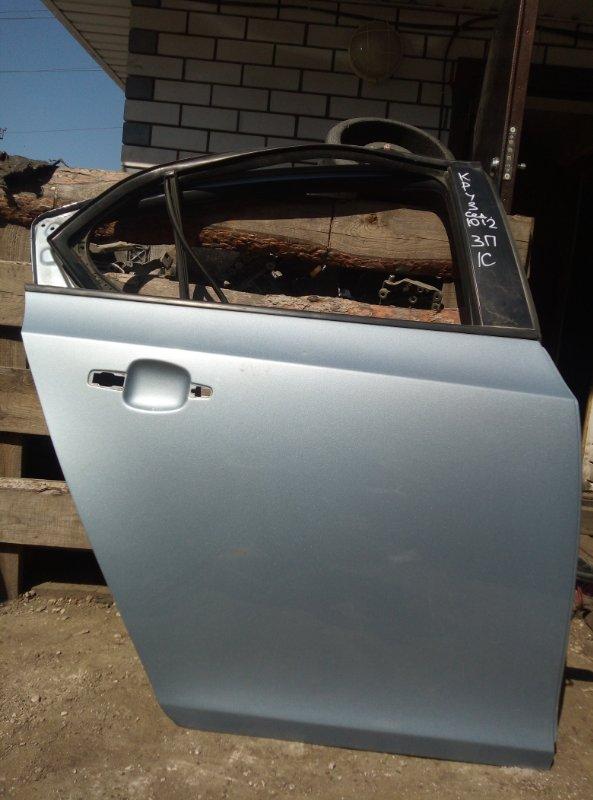 Дверь Chevrolet Cruze СЕДАН F16D3 2010 задняя правая (б/у)