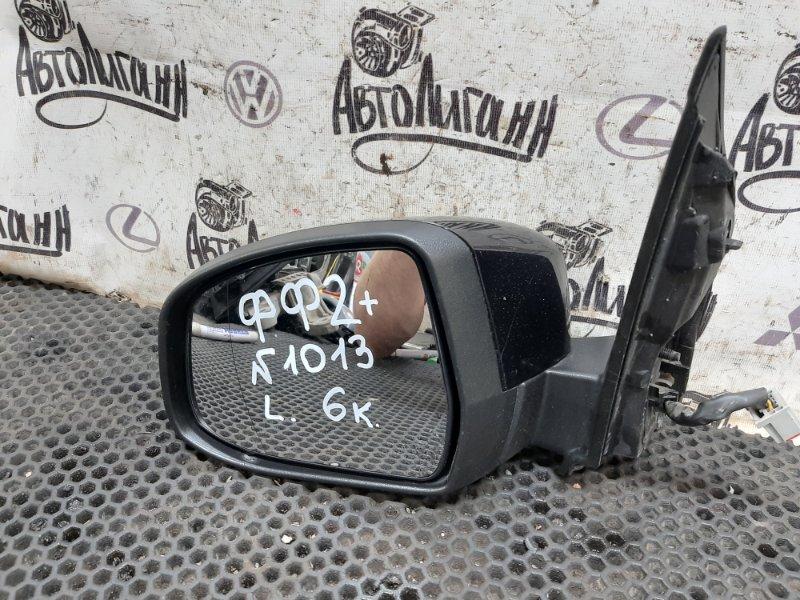 Зеркало Ford Focus 2 Plus ХЭТЧБЕК SHDA 2011 переднее левое (б/у)