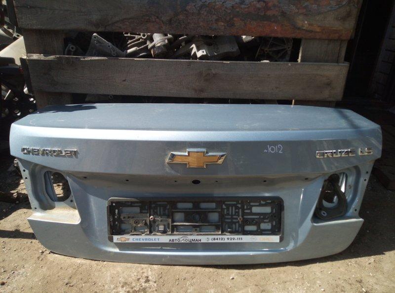 Крышка багажника Chevrolet Cruze СЕДАН F16D3 2010 (б/у)