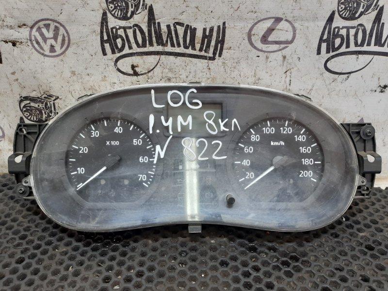 Щиток приборов Renault Logan K7JA710 2008 (б/у)