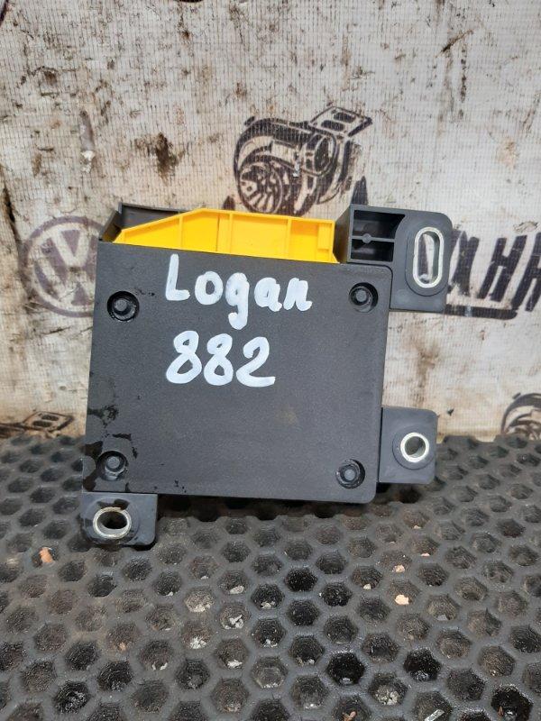 Блок srs Renault Logan K7JA710 2008 (б/у)