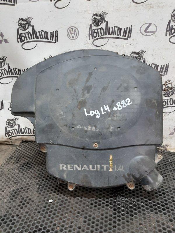Корпус воздушного фильтра Renault Logan K7JA710 2008 (б/у)