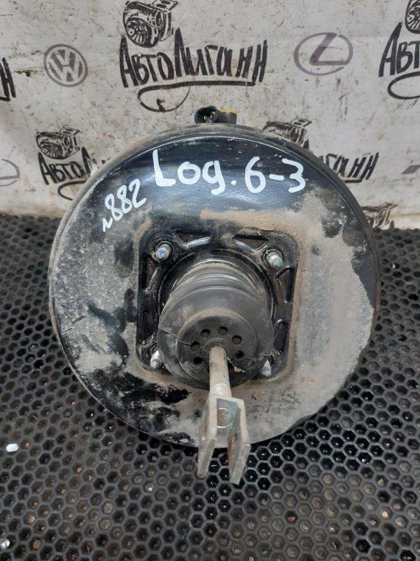 Вакуумный усилитель тормозов (вут) Renault Logan K7JA710 2008 (б/у)