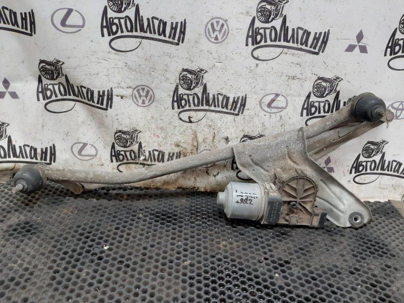 Трапеция дворников Renault Logan K7JA710 2008 (б/у)