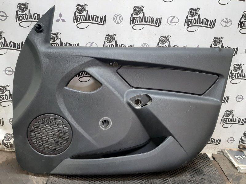 Обшивка двери Datsun On-Do 11186 2017 передняя правая (б/у)