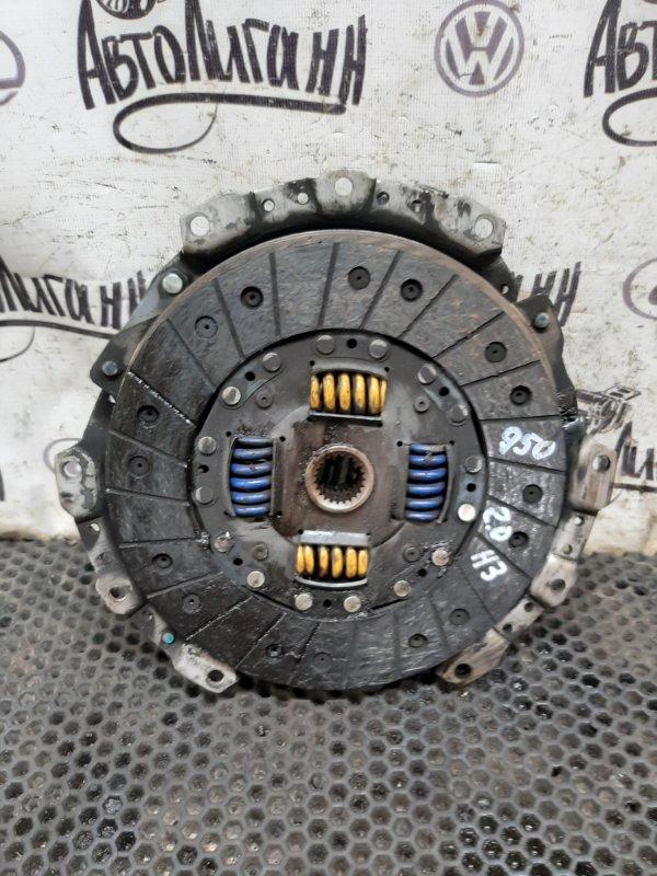 Сцепление (комплект) Great Wall Hover H3 4G63 2010 (б/у)