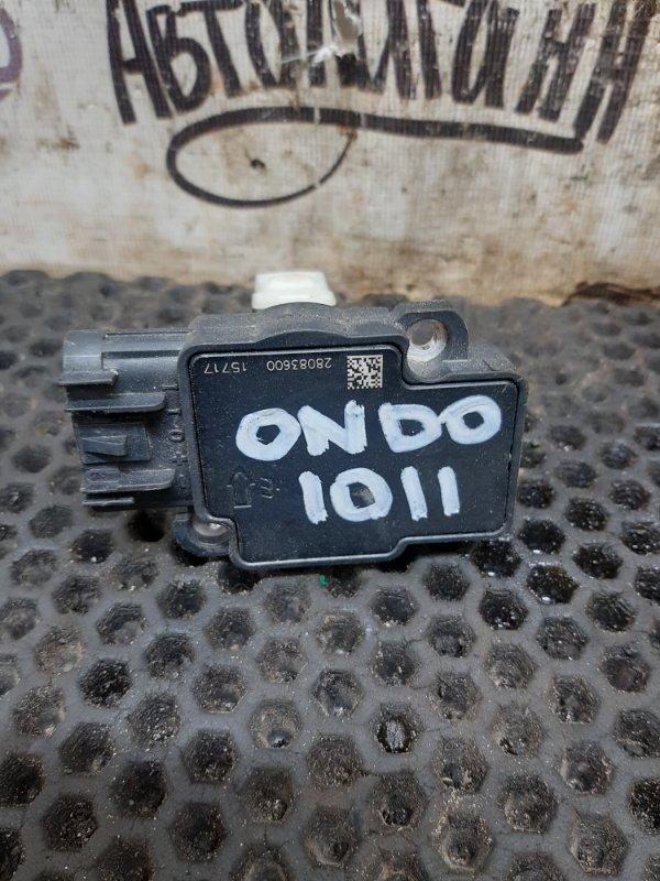 Дмрв Datsun On-Do 11186 2017 (б/у)