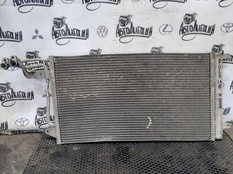Радиатор кондиционера Volkswagen Polo СЕДАН CFN 2013 (б/у)