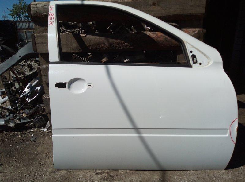Дверь Datsun On-Do 11186 2017 передняя правая (б/у)