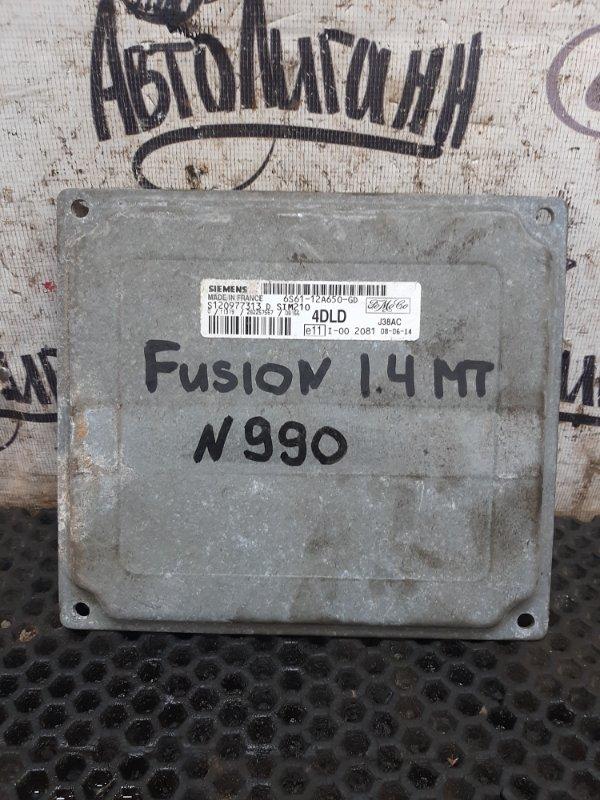 Блок управления двигателем Ford Fusion FXJA 2008 (б/у)