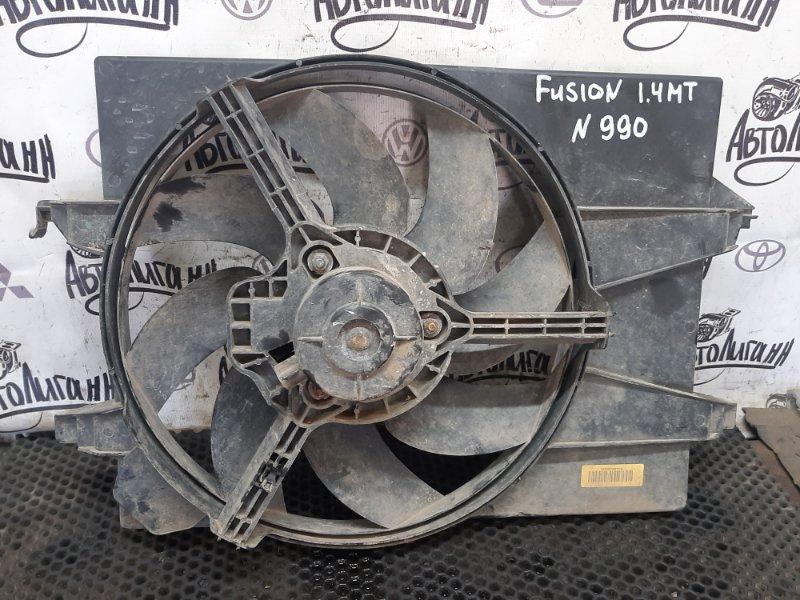 Диффузор Ford Fusion FXJA 2008 (б/у)