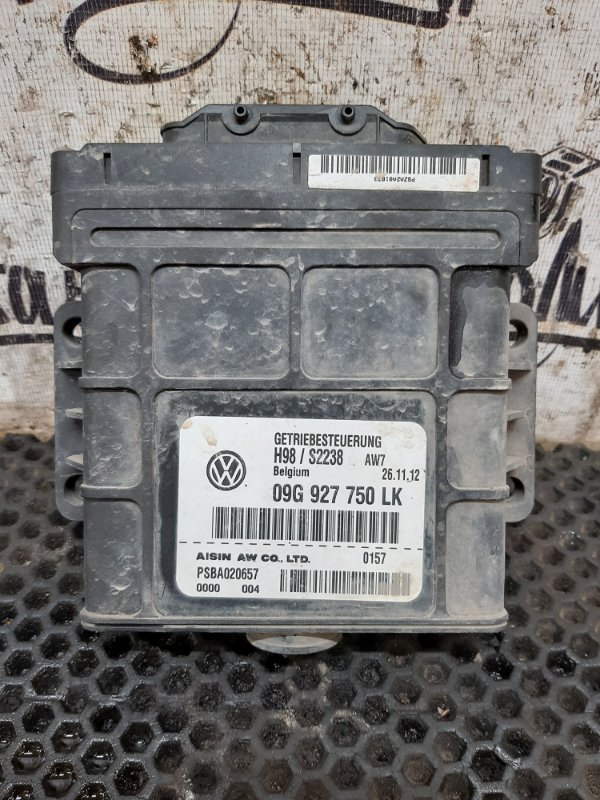 Блок управления акпп Volkswagen Polo СЕДАН CFN 2013 (б/у)