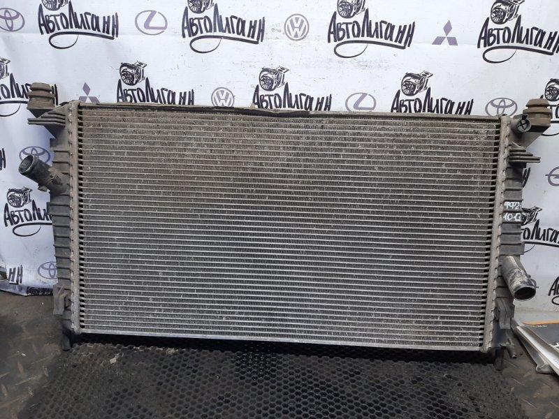 Радиатор охлаждения Ford Focus 2 Plus ХЭТЧБЕК SHDA 2011 (б/у)