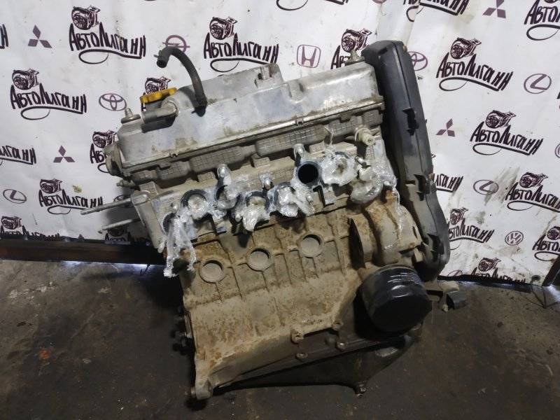 Двигатель Datsun On-Do 11186 2017 (б/у)