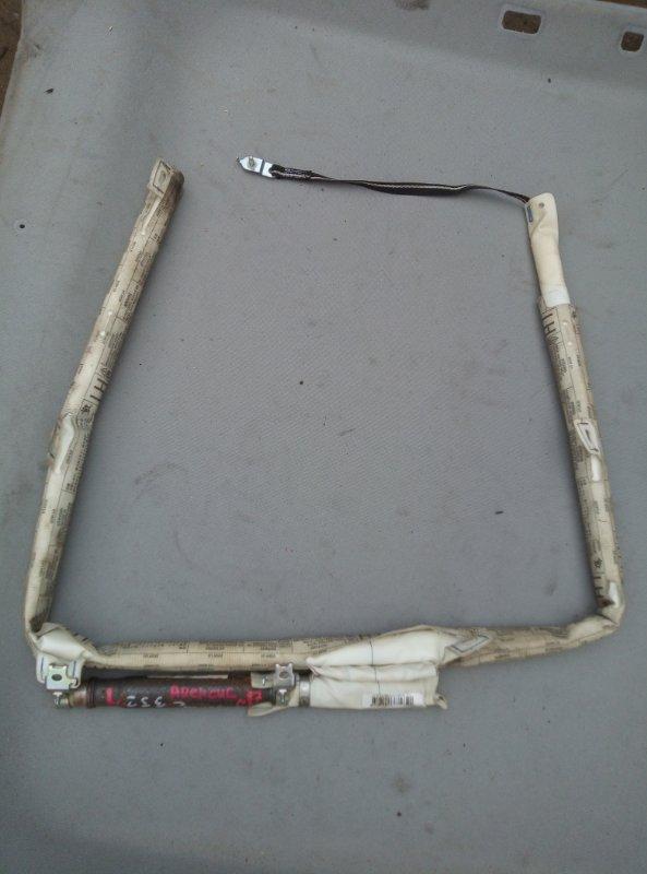 Шторка безопасности Toyota Avensis левая (б/у)
