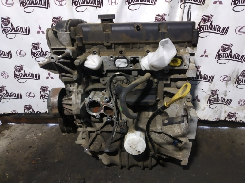 Двигатель Ford Focus 2 Plus ХЭТЧБЕК SHDA 2011 (б/у)