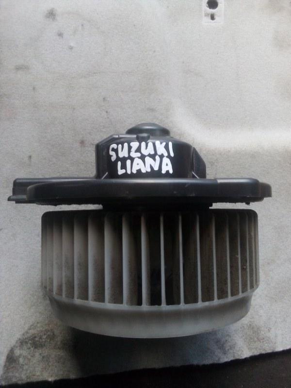Моторчик печки Suzuki Liana 2007 (б/у)