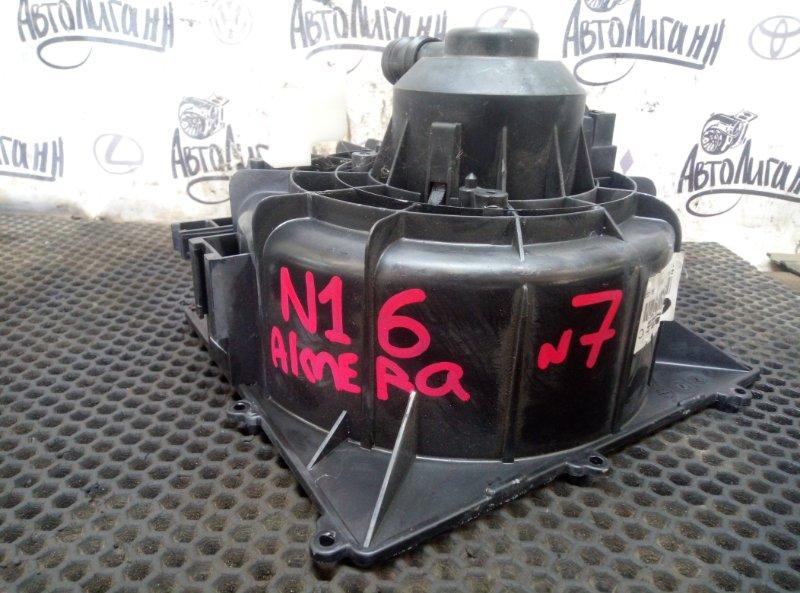Моторчик печки Nissan Almera N16 (б/у)