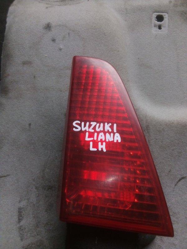 Фонарь Suzuki Liana 2007 задний левый (б/у)
