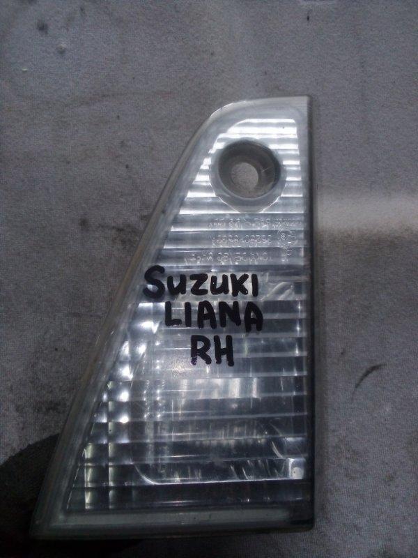 Фонарь Suzuki Liana 2007г задний правый (б/у)