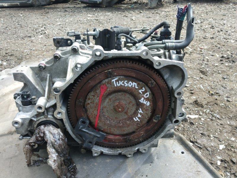 Акпп Hyundai Tucson D4EA 2.0 (б/у)