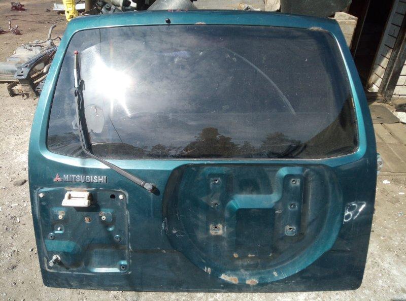 Крышка багажника Mitsubishi Pajero 3 (б/у)
