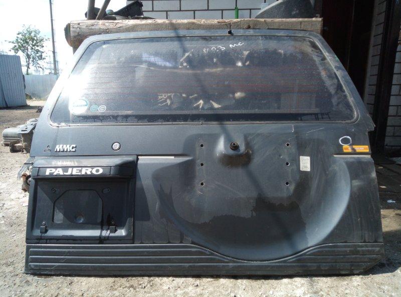 Крышка багажника Mitsubishi Pajero 2 (б/у)