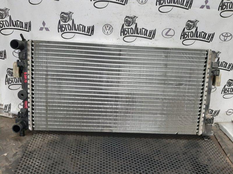Радиатор охлаждения Skoda Rapid CWV 2018 (б/у)