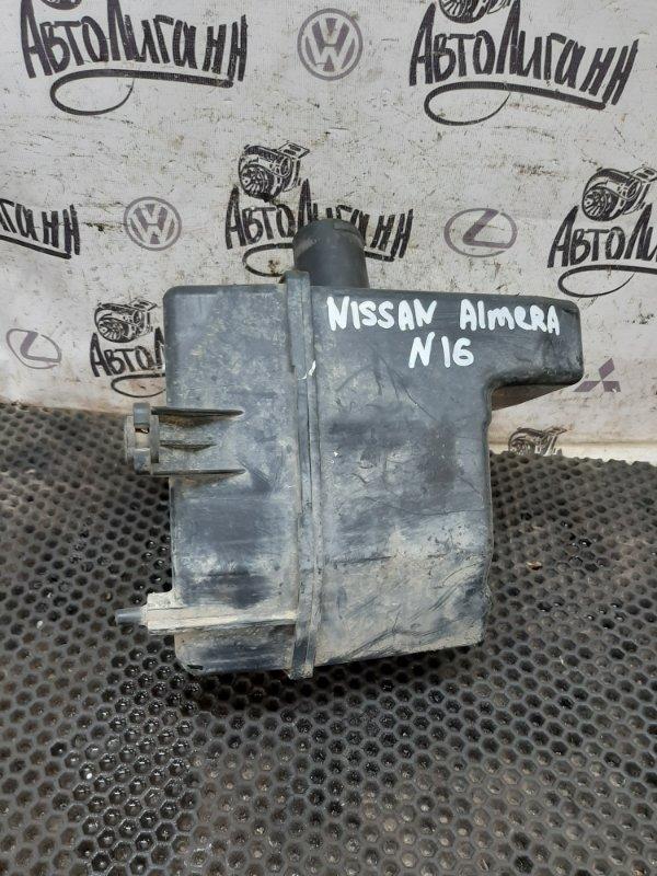 Резонатор воздушного фильтра Nissan Almera N16 (б/у)