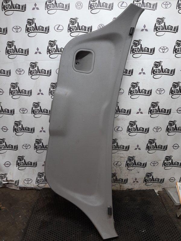 Обшивка крышки багажника Nissan Almera N16 ХЕТЧБЕК (б/у)