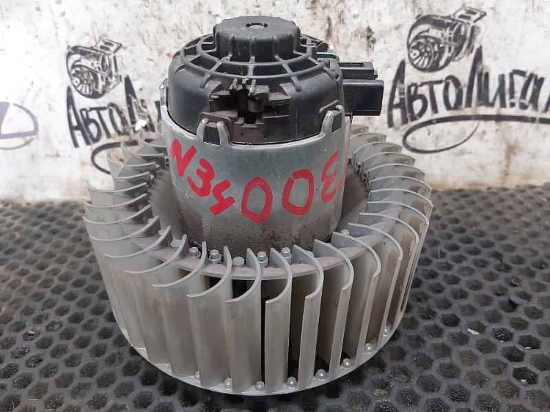 Моторчик печки Chevrolet Aveo T300 (б/у)