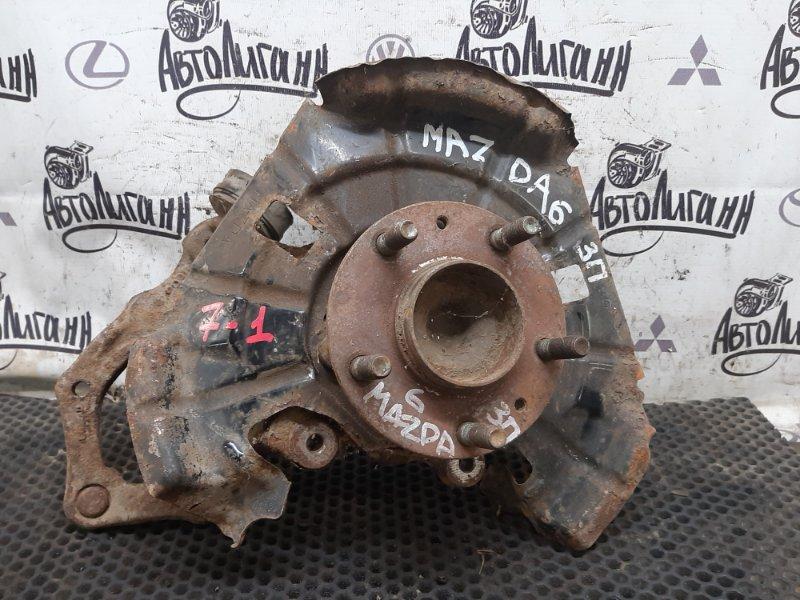 Кулак (цапфа) Mazda 6 Gh 2010 задний правый (б/у)