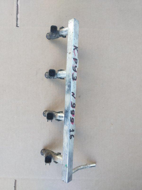 Топливная рампа Chevrolet Cruze F16D3 2012 (б/у)