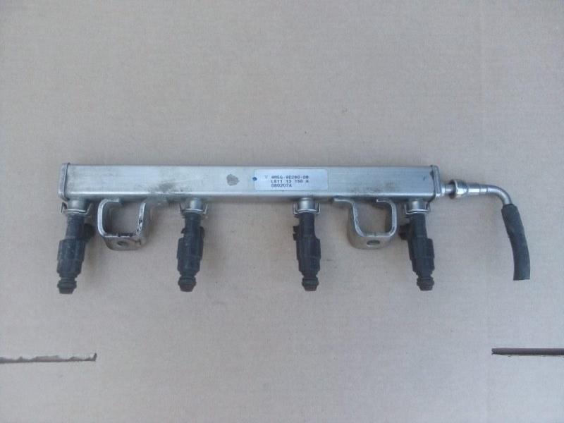 Топливная рампа Ford Focus 2 Plus 1.8 2008 (б/у)