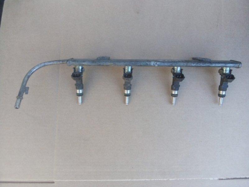 Топливная рампа Peugeot 4007 4B11 (б/у)