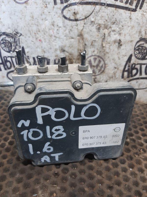 Блок abs Volkswagen Polo СЕДАН CFN 2013 (б/у)